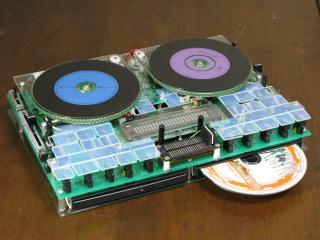 DJ用CDプレーヤー